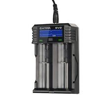 XTAR Rocket Sv2 Battery Charger EU Plug Nk193-c Deu