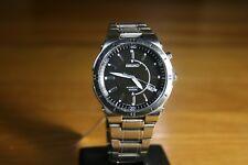 Un orologio SEIKO KINETIC Braccialetto 5M62-0BJ0 condizione di Nizza, lavorando bene lot197