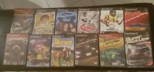 Playstation 2 ps2 lot of 12 games, Diego, Corvette, Juiced, Horsez