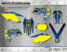 Husaberg FE 450 550 650 2006 up to 2008 graphics decals kit Moto StyleMX