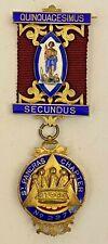 Jewel PZ St Pancras Chapter 2271 Fabulous Enamel Masonic