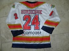 NEW Florida Panthers Youth Game Promo NHL  24 Darcy Hordichuk Jersey sz OS 26864291e