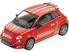 Fiat 500 695 Red Mondo Motors 1/24 TRIBUTO FERRARI ►NEW◄ NEVER REMOV MISB ►RARA◄