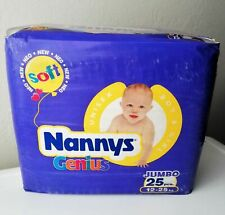 Vtg Baby Care Deluxe 1x Junior XL Plastic Diaper for Boys 14-25kg 32-55lbs abdl