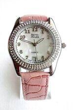 Saint James Watch Vintage Quartz Date Indicator Japan Movt Stainless Steel Back