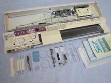 Máquina de tejer hermano estándar calibre libro de instrucciones KH 950i Nuevo Libro