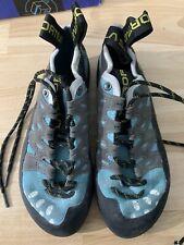 La Sportiva Tarantulace Womens & Kids Climbing Shoes Used Size Us 4.5 Eur 36