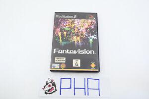 Fantavision PS2 GAME COMPLETE PLAYSTATION