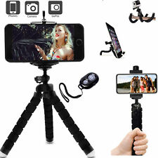 Rirool Phone W/Wireless Remote Compatible W/iPhone/Android, Camera, GoPro Black