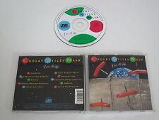 CROSBY STILLS NASH/LIVE IT UP(ATLANTIC 7 82107-2) CD ALBUM