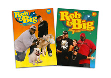 Rob & Big: Complete Series Seasons 1-3 (DVD, 7-Disc Collection) Brand New