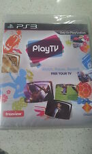 PS3 playTV game only PS3 without Decoder Brand New and Sealed