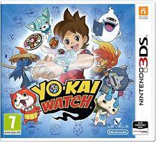 Yo-kai Watch Nintendo 3ds Game 3 Years