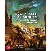 Space Empires: Close Encounters Expansion (2nd Printing)