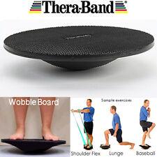 Thera-Band WOBBLE BOARD tavola basculante ROTONDA Propriocezione Pedana Sport