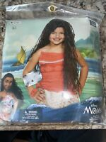BRAND NEW DISGUISE DISNEY MOANADELUXE CHILD WIG FOR COSTUME/DRESS UP