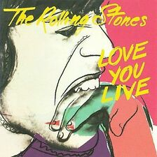 Love You Live Rolling Stones The 2 CD Set Remaster 2009