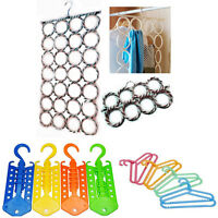Clothes Hangers Assorted-Type Coat Adults Kids Multi Use Magic Non Slip Hanger