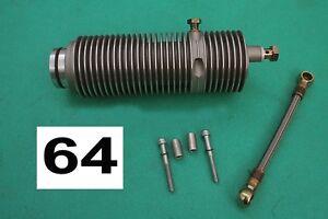 Honda CB250 350 Cappellini # 64 oil cooler, includes one external oil line