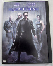 The Matrix Keanu Reeves Sci-Fi Movie Dvd 1999