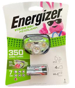 Energizer Vision HD+ Headlight HDC32E 350 Lumens