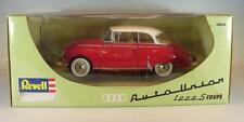 Revell 1/18 Auto Union 1000 S Coupe rot mit weißem Dach OVP #2810