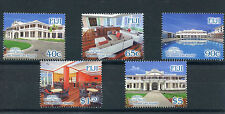 Fiji 2014 MNH Grand Pacific Hotel 5v Set Architecture Be Treated Like Royalty