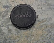 Genuine Nikon Nippon Kogaku Japan 52mm Clip-On Front Lens Cap JUM515897 (#1716)