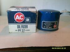 VINTAGE AC (DELCO) PF37 OIL FILTER 6439901