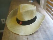 Baltimore Orioles Wild Bill Hagy Cowboy Hat - 2014 60th Anniversary SGA