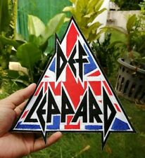 Def Leppard Embroidered patch Sweet Savage
