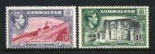 Multiple George VI (1936-1952) Gibraltarian Stamps