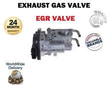 Pour Toyota 2.0 2.2 D4D 1AD-FTV 2AD-FHV 2008 - > New Electric EGR gaz d'échappement valve