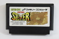 Captain Silver FC Nintendo Famicom NES Japan Import US Seller F1784 RARE