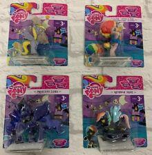 My Little Pony Collection Set of 4 Friendship Magic Princess Luna Rainbow Dash