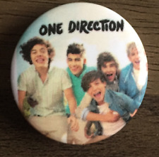 ONE DIRECTION BUTTON BADGE POP GROUP Midnight Memories - Up All Night 25mm D PIN