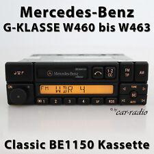 Original Mercedes Classic BE1150 Becker Autoradio W460 - W463 G-Klasse Kassette