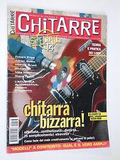 CHITARRE  Lug/Ago 2000 n.173/174 --  Robert Fripp, Adrian Belew, Michael Brook