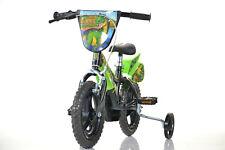 T- Rex 12 Zoll Jungen Kinderfahrrad Dinosaurier Fahrrad Kinderrad Bike Rad Dino