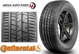 1 Continental CrossContact LX Sport 235/65R18 106H All Season Touring SUV Tires