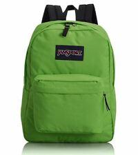 Jansport Superbreak Mens & Womens Backpacks Rucksack - Light Green