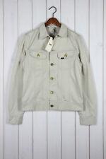 Lee Cotton Button Coats & Jackets for Men