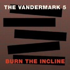 The Vandermark 5 - Burn The Incline  CD  8 Tracks Jazz  Neuware