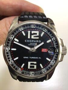 Chopard Mille Miglia Gran Turismo XL 44mm Date & Deployment Clasp 16/8997