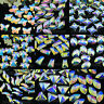 Top Crystal AB Czech Crystal Rhinestone Flatback Nail Art Decoration Multi-Shape