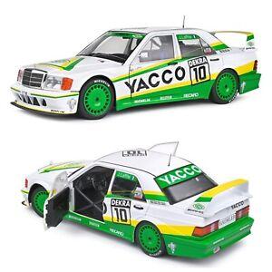 1/18 Solido Mercedes-Benz 190 Evo II DTM Yacco 1991 J.Laffite Livraison Domicile