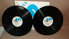 Seismic Sound Eleven DJ Dance Club Techno Double LP Set Various Artists