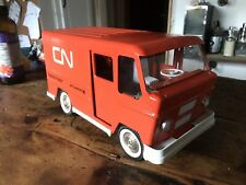 Buddy L Canadian National Delivery Van (restored)
