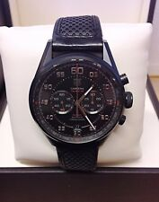 TAG Heuer Carrera Calibro 36 CAR2B80 Nero Titanium-Box & Scartoffie - 2016