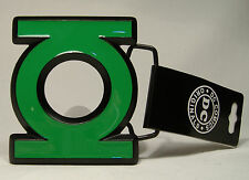 GREEN LANTERN BELT BUCKLE DC COMICS HAL JORDAN JOHN STEWART BLACKEST NIGHT NWT